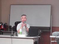平成19年度第1回講演会(2007年...